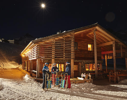 Winter in Ischgl
