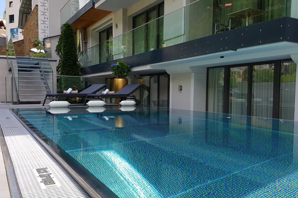 Hotel Mondin Ischgl Outdoor Pool