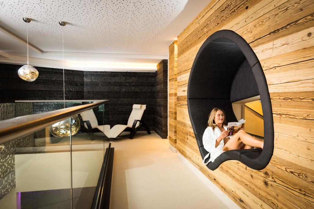 Hotel Mondin Ischgl Spa