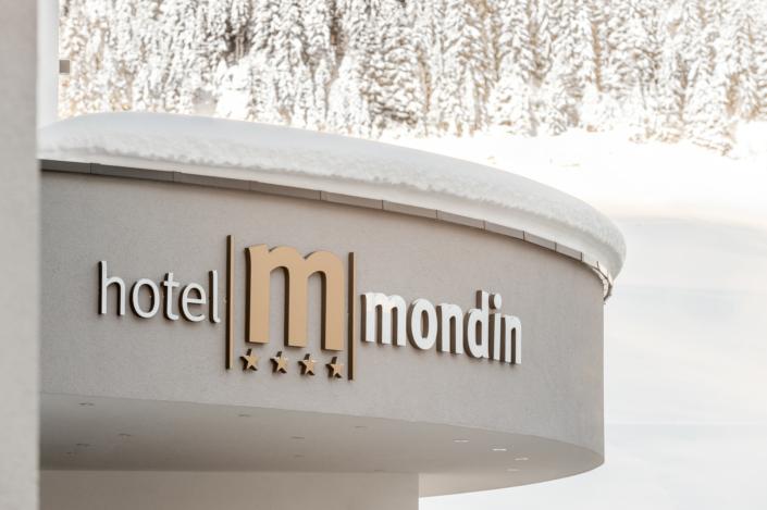 Hotel Mondin Ischgl Außenansicht