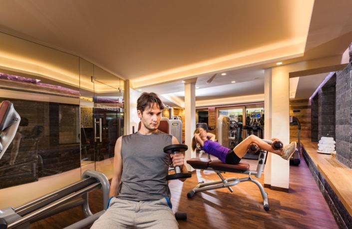 Hotel Mondin Ischgl Fitnessraum