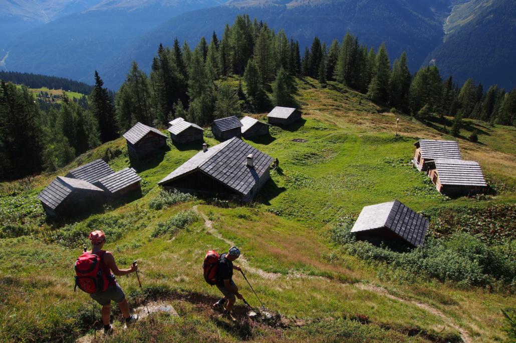 Sommer in Ischgl - Wandern