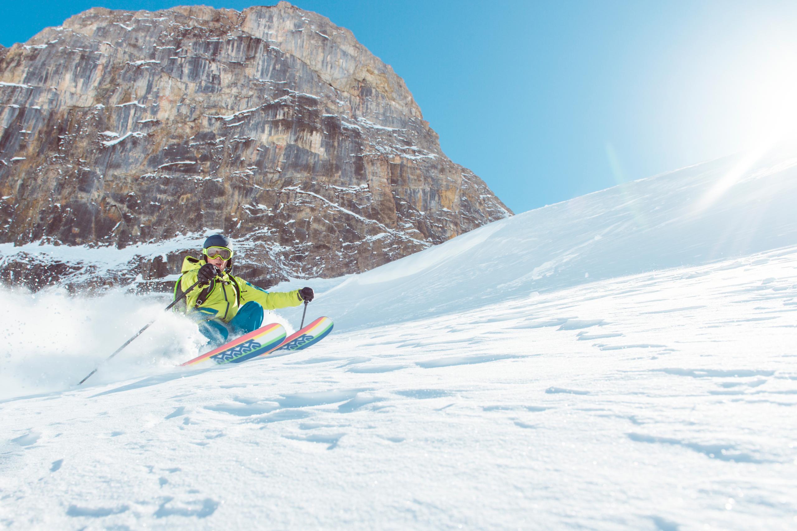 Winter in Ischgl - Freeriden