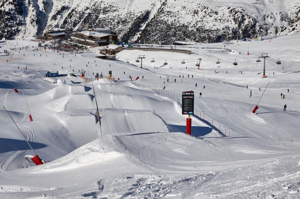 Winter in Ischgl - Funpark