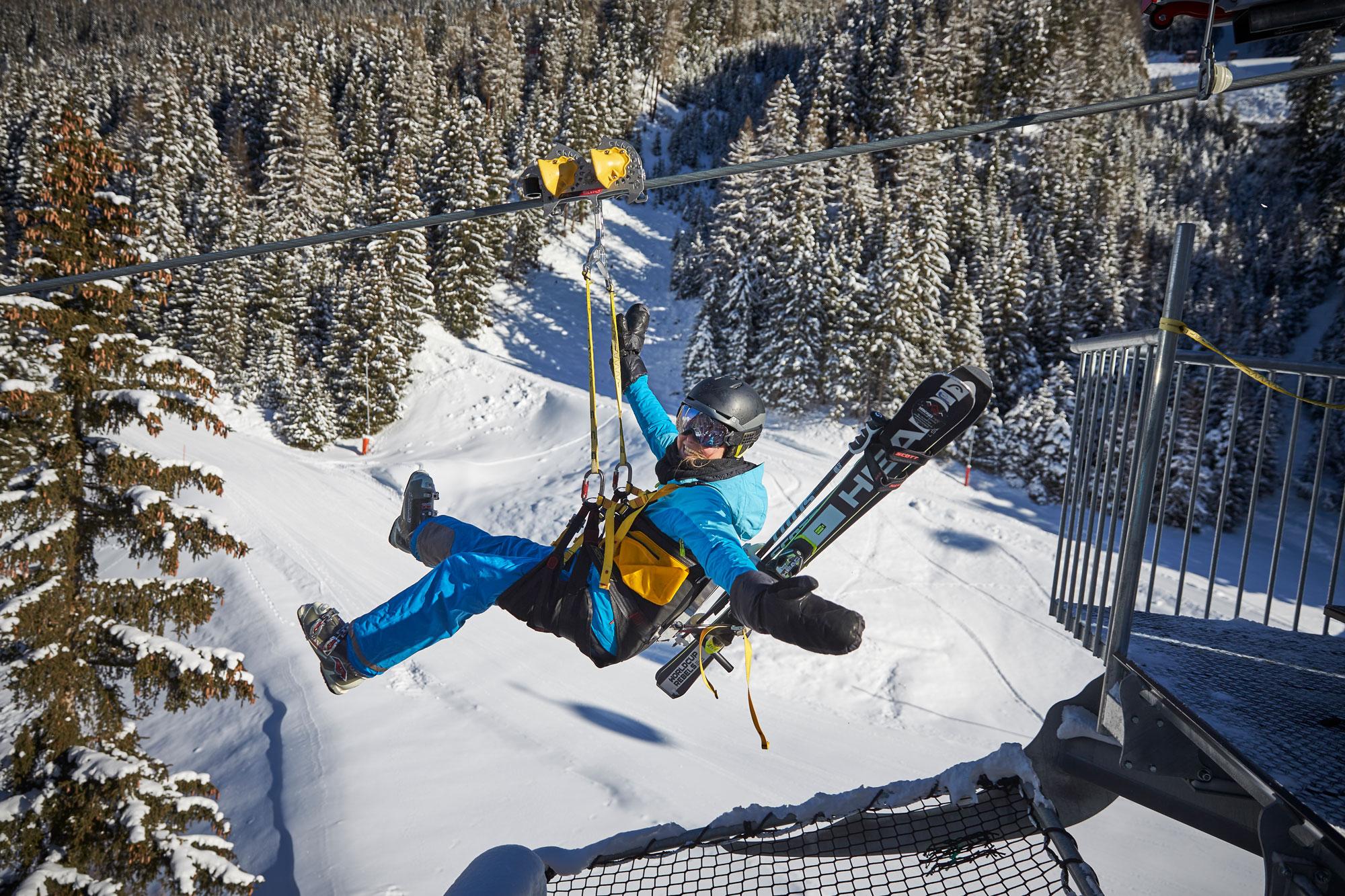 Winter in Ischgl - Skyfly